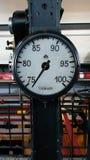 Vacuum meter Stock Images