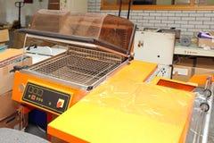 Vacuum Packaging Machine stock photos