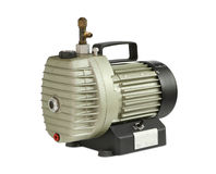 Vacuum pump Royalty Free Stock Photography