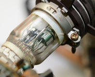 Vacuum tube Stock Photography