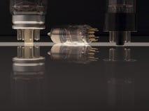 Vacuum tubes Stock Photography