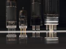 Vacuum tubes Royalty Free Stock Photography