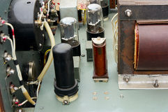 Vacuum tubes Stock Photo