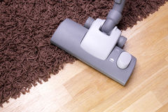 Vacuuming Stock Photography