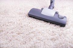 Vacuuming Zdjęcia Royalty Free