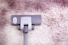 Vacuuming Fotografia Stock Libera da Diritti