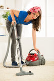 vacuuming images stock