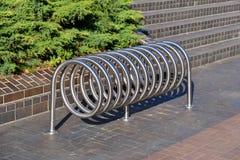 Vada in bicicletta il parcheggio Immagini Stock Libere da Diritti