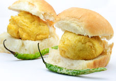 Vada Pav Stock Photos