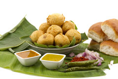 Vada Pav Stock Photography
