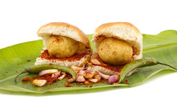 Vada Pav Royalty Free Stock Image