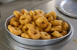 Vada Samber, indian food Stock Photography