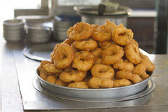 Vada Samber, indian food Royalty Free Stock Image