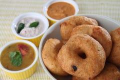 Vada sambhar Stock Images