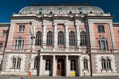 Vade- domstol av Cluj Arkivbilder
