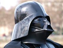 Vader de Darth Imagen de archivo libre de regalías