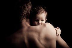 Vaderschap Stock Foto's