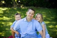 Vaderschap royalty-vrije stock foto's