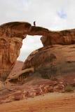 vadi рома пустыни Стоковое фото RF