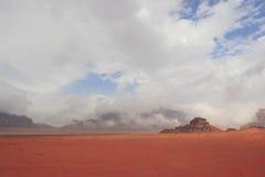 Vadi Rum desert. Stock Photography
