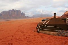 Vadi Rum desert. Royalty Free Stock Photos