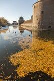 Vadstena Castle Royalty Free Stock Photo