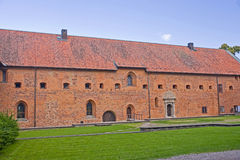 Vadstena monestary Royalty Free Stock Image