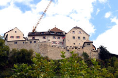 At Vaduz Royalty Free Stock Images
