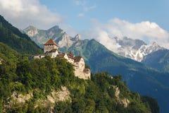 Vaduz Castle στοκ φωτογραφίες