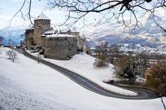 Vaduz Castle royalty free stock images