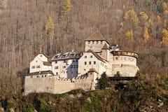 Vaduz Castle Royalty Free Stock Photography
