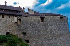 Vaduz Castle, Liechtenstein stock photography