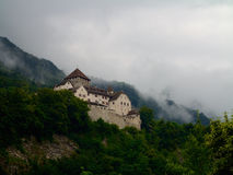 Vaduz Castle in Liechtenstein Royalty Free Stock Image