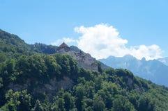 Vaduz Castle, Vaduz, Liechtenstein royalty free stock images