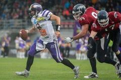 Eurobowl XXVI - Broncos vs. Vikings Royalty Free Stock Photos