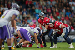 Eurobowl XXVI - Broncos vs. Vikings Royalty Free Stock Image