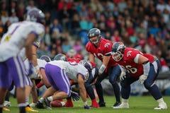 Eurobowl XXVI - Broncos vs. Vikings Royalty Free Stock Image