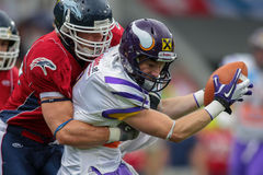 Eurobowl XXVI - Broncos vs. Vikings Stock Photos