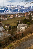Vaduz, Liechtenstein. Stock Photo