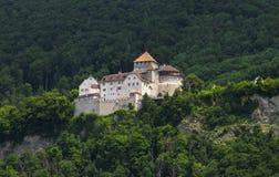 Vaduz slott Royaltyfria Foton