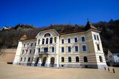 Vaduz, Zwitserland Royalty-vrije Stock Fotografie