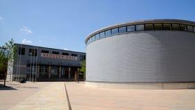 Vaduzer-Saal - Chaos-Theater Oropax -Liechtenstein Royalty Free Stock Photography