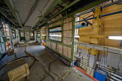 Vagão de montagem interno na loja Fotografia de Stock