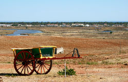 Vagão do Alentejo Foto de Stock