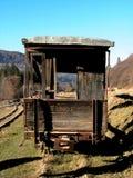 Vagão velho Foto de Stock Royalty Free
