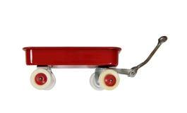 Vagão vermelho imagem de stock