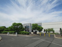 Vag-VW Audi Distribution Center i NJ Royaltyfria Bilder