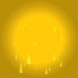 Vaga de calor Imagem de Stock