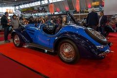 Vagabond W25K Roadster, 1936 de voiture de sport Images libres de droits