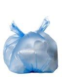 Vagabundos azuis do lixo Imagem de Stock